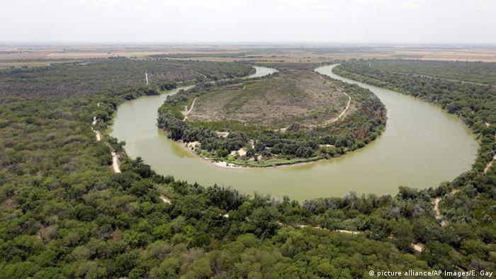 USA, Rio Grande in Texas