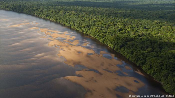 Guayana, Fluss Essequibo