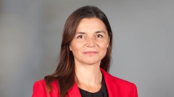 Alexandra von Nahmen. (Photo: DW/B.Geilert)