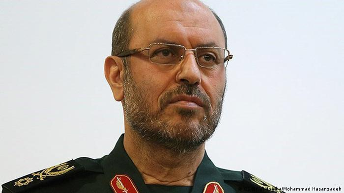 General Hossein Dehqan (CC-BY-Wikipedia/Mohammad Hasanzadeh)