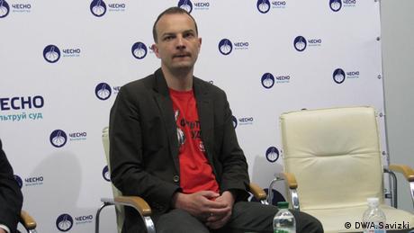 Єгора Соболєва хочуть відкликати з посади голови антикорупційного комітету Ради