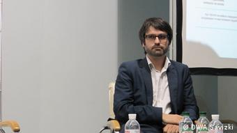 Український адвокат Роман Маселко