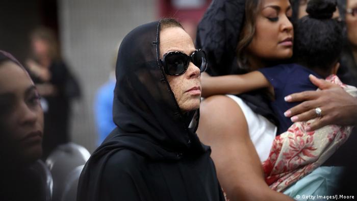 Beerdigung Muhammad Ali Kentucky Louisville