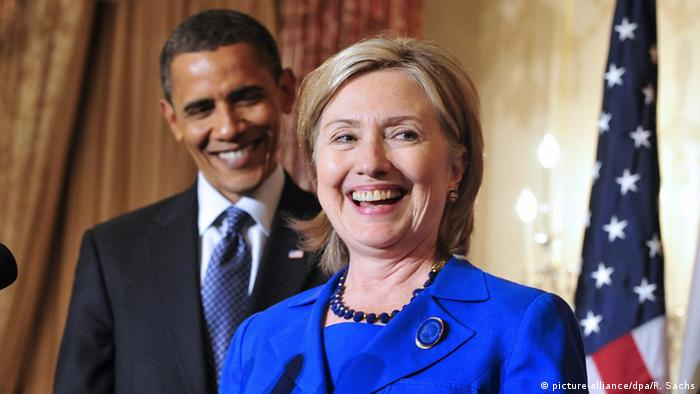 Obama amuidhinisha Hillary Clinton kuwa mrithi wake | Matukio ya