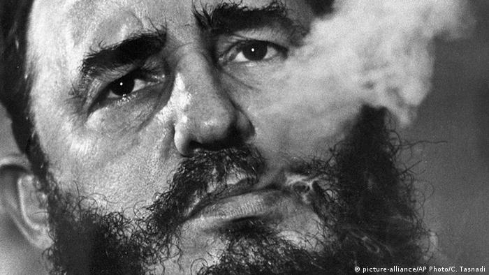 Kuba Fidel Castro (picture-alliance/AP Photo/C. Tasnadi)