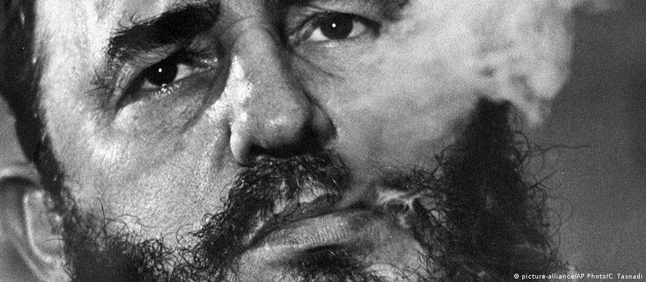 """Fidel Castro durante entrevista em 1985: """"A história me absolverá"""""""