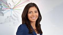 DW Economia Moderatorin Carolina Chimoy +++ (C) DW