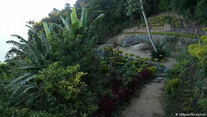 Sitie Park in Vidigal Rio de Janeiro Brasilien