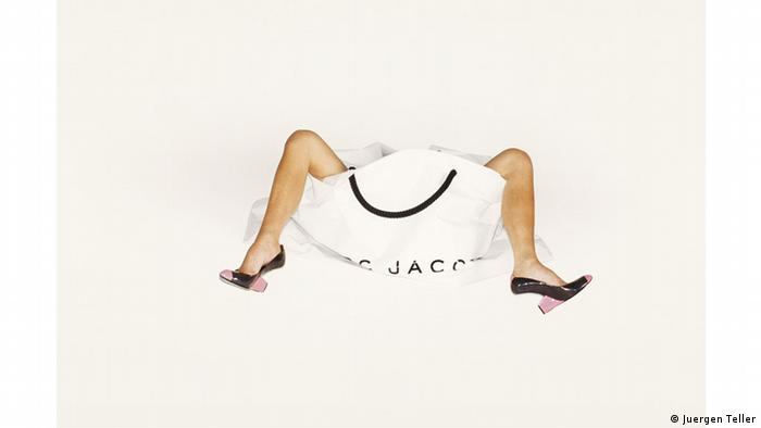 Juergen Teller photo of Victoria Beckham for Marc Jacobs, Copyright: Juergen Teller