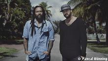 music, popxport, reggae, Gentleman, Ky-Mani Marley, Bob Marley, Jamaica, Germany, Cologne, MTV Unplugged
