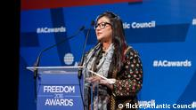 Pakistan Nighat Daad Freedom Award