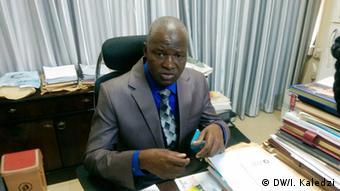 Kor Jacob head of Ghana Education Service