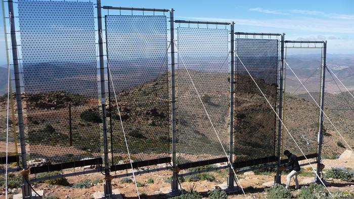 Marokko CloudFisher Anti-Atlas Mountains