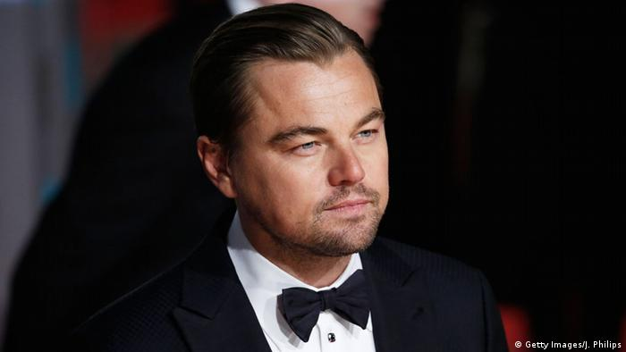 Actor Leonardo DiCaprio (Getty Images/J. Philips)