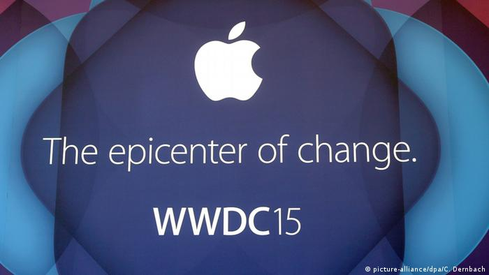Logo of Apple WWDC 2015