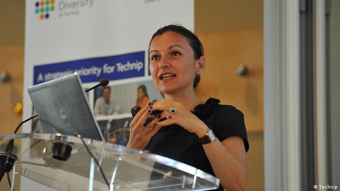 Aniela Unguresan, Co-Founder, EDGE Certified Foundation