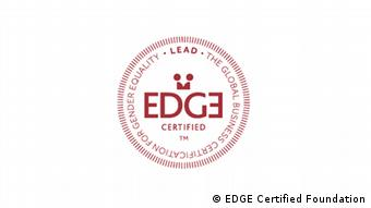 Logo of the EDGE Certified Foundation