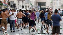 Violence in Marseille at Euro 2016Getty Images/C. Court)