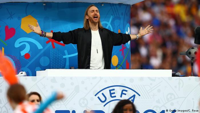 UEFA EURO 2016 David Guetta