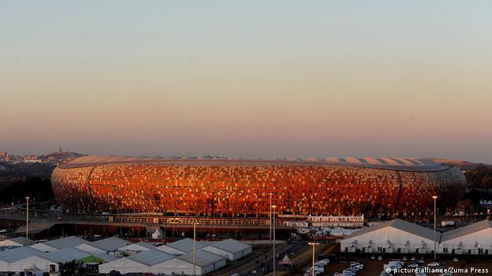 Soweto Soccer City Stadium