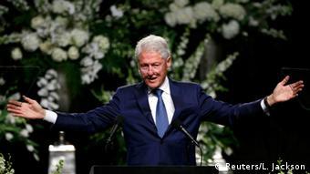 USA Gedenkgottesdienst für Boxer Muhammad Ali - Bill Clinton