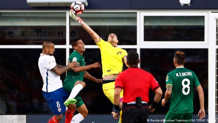 Copa America Bolivien vs. Chile