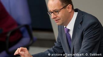CDU milletvekili Michael Brand.