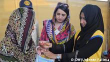Pakistan Karatschi Polio campaign