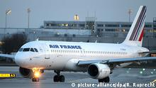 Air France Flugzeug