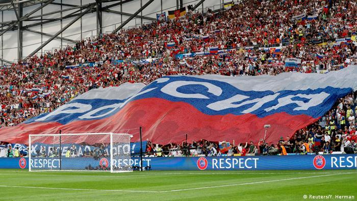 UEFA EURO 2016 England - Russia