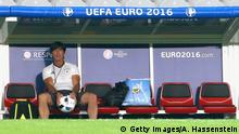 UEFA EURO 2016 Deutschland Training Joachim Löw