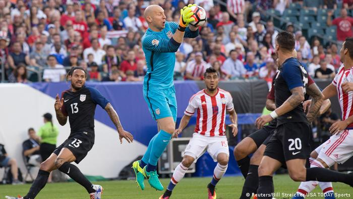 Copa America USA - Paraguay