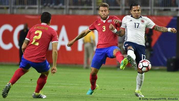 Copa America Costa Rica - Kolumbien