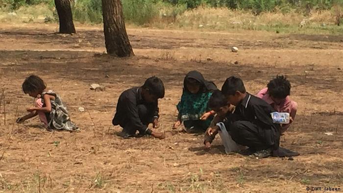 Pakistan Islamabad Kinderarbeit Armut