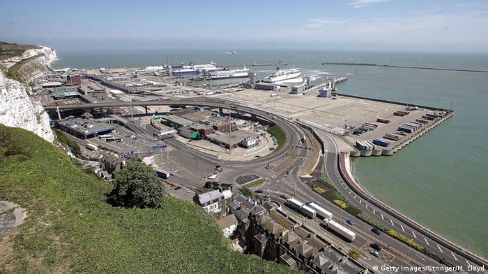 England Kent Hafen von Dover (Getty Images/Stringer/M. Lloyd)