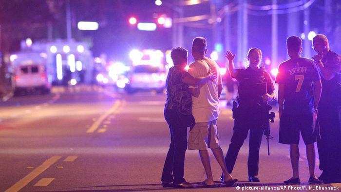 USA Schießerei in Orlando zahlreiche Tote