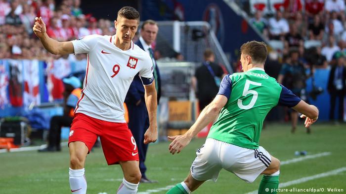 UEFA EURO 2016 Polen - Nordirland