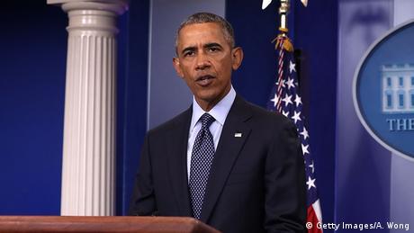 USA Schießerei in Orlando Statement Präsident Obama