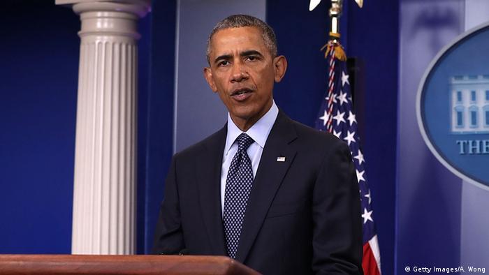 Obama mengecam aksi kekerasan tersebut