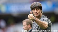 UEFA EURO 2016 Deutschland - Ukraine Nationaltrainer Joachim Löw