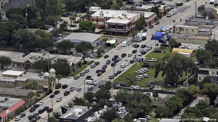 USA Schießerei in Orlando zahlreiche Tote Nightclub Pulse