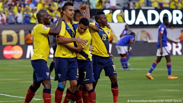 Copa America Ecuador - Haiti