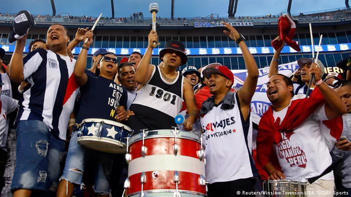 Los buenos resultados de Perú en la Copa América Centenario han revivido el apoyo de la afición.