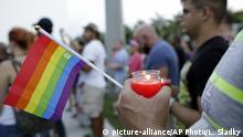 USA Schießerei in Orlando, Pulse Nightclub - Trauer in Miami Beach