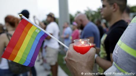 USA Schießerei in Orlando, Pulse Nightclub - Trauer in Miami Beach