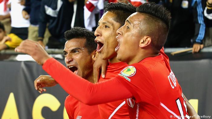 Copa America Brasilien - Peru