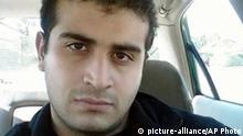 USA Orlando mutmaßlicher Attentäter Omar Mateen