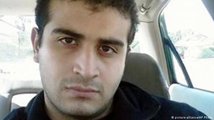 Shooter Omar Mateen