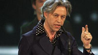 Preisverleihung Echo 2006 Sir Bob Geldof