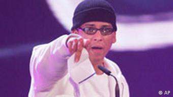 Preisverleihung Echo 2006 Xavier Naidoo